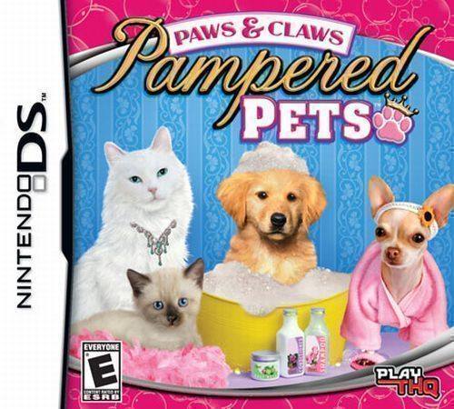 Rom juego Paws & Claws - Pampered Pets